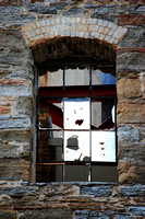 Minneapolis, MN - Mill City Museum Ruins Window
