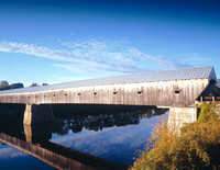 Windsor, NH - Longest U.S. covered bridge