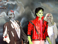 Branson, MO - Hollywood Wax Museum - Thriller