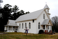 Natchitoches, LA - Adai CaddoIndian Community Church - 2