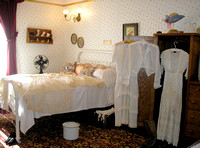 Fort Smith - Miss Laura's Brothel - Bedroom