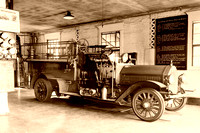 Vallejo, CA - Fire Engine, 1919