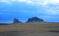 Courthouse & Jail Rocks, NE