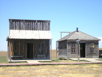1880 Town, SD - Marshal's Office and Jail