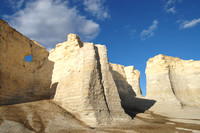 Monument Rocks, KS - 6