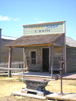 1880 Town, SD - Barber & Bath