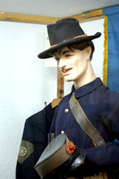 Fort Dodge, IA - Museum Soldier