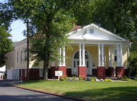 Fort Missoula, MT - Heritage Hall