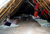 North West Co. Trading Post, MN - Ojibwe Living Quarters - 2