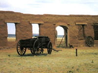 Fort Union, NM - Wagon