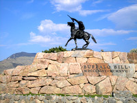 Cody, WY - Buffulo Bill Monument