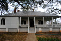 Natchitoches, LA - Magnolia Plantation Overseer House
