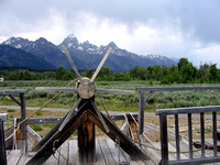 Grand Tetons, WY - Menors Ferry