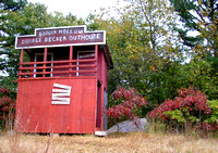 Booger Hollow, AR - Double Decker Outhouse - 2