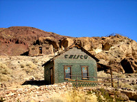 Calico, CA - Bottle House