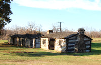Fort Gibson, OK - Buildings