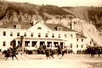 Fort Yellowstone, WY - Vintage - 2