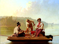 Missouri River Boatmen