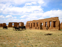 Fort Union, NM - Ruins - 2