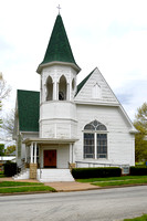 Axtell, KS - Church