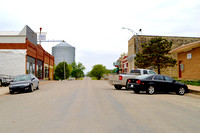 Beattie, KS - Main Street