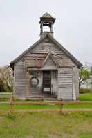 Breman, KS - Old Church or School