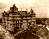 New York State Capitol, Albany, 1915