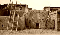 Acoma Pueblo, NM - Homes