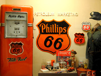 Borger - Museum - Phillips 66 Display