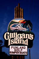 Garden City, SC - Gilligan's Island Golf