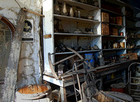 Bodie, CA - Old Time Store - Art