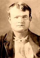 Butch Cassidy, outlaw, 1894