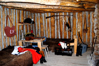 Fort Mandan, ND - Interior