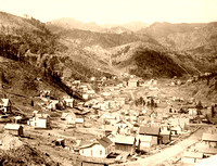 Deadwood, SD - 1888