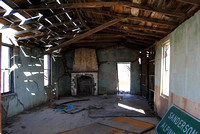 Dryden, TX - Old Gas Station Interior