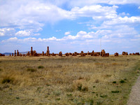 Fort Union, NM - Ruins - 3