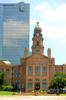 Fort Worth, TX - Tarrant County Courthouse
