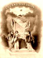 God and our Union, 1860