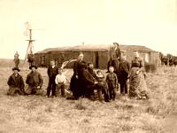 Homesteaders in Nebraska, 1887