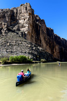 Big Bend National Park, TX - Rio Grande Canoe