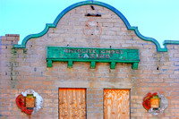 Rhyolite, NV - Depot - Ghost Casino Sign