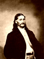 Bill Hickok, lawman & gunfighter, 1867