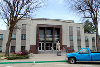 Elsworth, KS - Elsworth County Courthouse