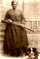 Mary Fields, female African-American stage driver