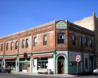 Jerome, AZ - Hotel Connor