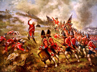Battle of Bunker Hill, MA, American Revolution