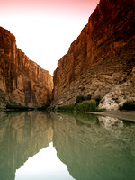 Big Bend National Park, TX - Rio Grande River