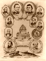 Confederate Capitol & Leaders
