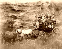 Sioux Falls, SD  Coach, 1889
