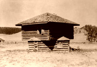 Fort Logan -  Blockhouse